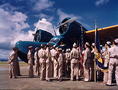 Puerto Rico 1939, Junior Birdsmen (SMU Central University Libraries) Tags: men airplane women puertorico aircraft aviation airplanes flags goose planes kodachrome flyingboat seaplane pilots grumman islagrande airmen grummangoose g21 grummang21goose airwomen grummanaircraftengineeringcorporation g21goose grummang21 oa9 grummanoa9 grummanoa9goose oa9goose grummanjrfgoose grummanjrf jrfgoose