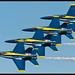 Blue Angels Display