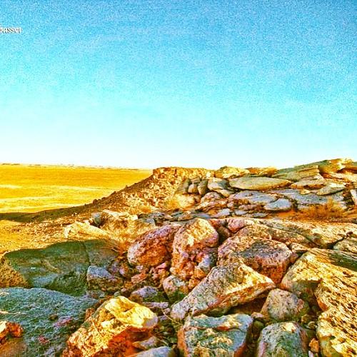 صورة بعدستي لمدينتي المنيعة وردة الجزائر