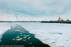 "River Neva (Нева́) in Saint Petersburg during the Winter <a style=""margin-left:10px; font-size:0.8em;"" href=""http://www.flickr.com/photos/24828582@N00/8390900512/"" target=""_blank"">@flickr</a>"