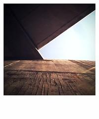 untitled (valerio▲) Tags: shot sassari 2012 iphone digitalshot calcestruzzo girogirando dopotantotempounoscattodigitale parcheggidimonserrato giornatealsole cazzolinverno