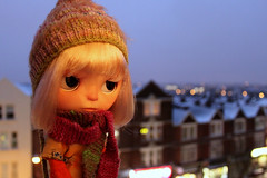 292/365 Snowy rooftops!