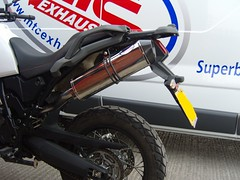 MTC Motorbike Exhausts Yamaha XT660Z TENERE (Max Torque Cans Motorbike Exhausts) Tags: mtcmotorcycleexhausts maxtorquecans exhaust coloured stainless titanium carbon round oval trioval standard gppro singleoutlet twinoutlet loud pipes save lives loudpipessavelives motorcycle motorbike mtc roadlegal race baffle ukmade bsastrap bespoke affordable motor bike max torque cans deciblekillers removeable decat gobigorgohome awesomeawesomegobigorgohomeyamahaxt660ztenereyamahaxt660ztenerehttpmaxtorquecanscom