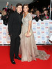 The National Television Awards (NTA's) 2013 held at the O2 arena - Arrivals Featuring: Tony Discipline and Jacqueline Jossa