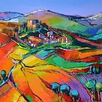 429 - Le village de Castelnou - 20F