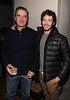 "Actors Chris Noth and Adam Brody attend Grey Goose Blue Door ""The Spectacular Now"" Party on January 18, 2013 in Park City, Utah. (Photo by Jamie McCarthy/Getty Images for Grey Goose)"