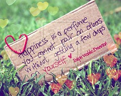 #quotes Happiness is a perfume you cannot pour on others... (CelebrateQuotes) Tags: love words message text teen quotes inspire sayings celebratequotes