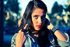 Celestial Garza (SegundoFelino) Tags: city hot girl mexico photography friend df chica central cell amiga alameda guapa adrien celestial celeste sandoval garza
