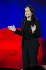 Mary Barra, General Motors Senior Vice Preside...