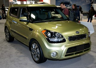 2013 Washington Auto Show - Lower Concourse - Kia 1 by Judson Weinsheimer