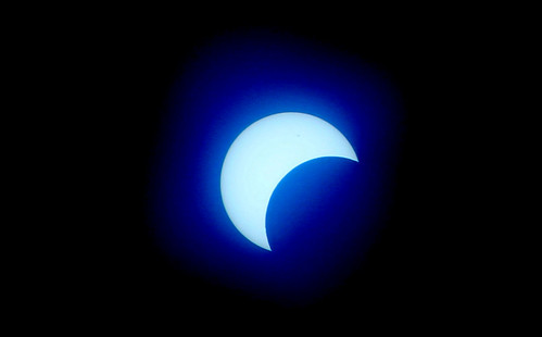 Solar Eclipse by image_monger, on Flickr