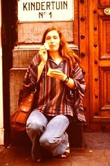 BRUSSELS June 1976 pic08 (streamer020nl) Tags: b brussels belgium belgique belgie bruxelles slide scan louise kindergarten brussel 1976 no1 belgien kindertuin