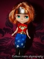 Wonder Woman Blythe