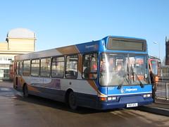 Stagecoach Lincolnshire 33217, V517 XTL (1) (DoncasterDarts) Tags: dennis dart eastlancs spryte stagecoachlincolnshire v517xtl