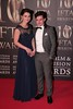 Charlie Murphy and Guest at Irish Film and Television Awards 2013 at the Convention Centre Dublin