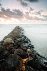 Waipouli Sunrise (IanLudwig) Tags: canon hawaii mark iii kauai 5d kealia coconutbeach courtyardmarriott cs6 lr4 niksoftware cep4 5dmkiii canon5dmarkiii ianludwig