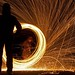 Wire Wool Spinning 13