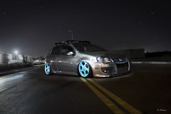 IMG_8620 (txtdavid) Tags: vw mercedes wheels static gti slammed mkv bagged mk5 alphards
