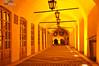House of Arts, Sibiu (laly_sb2009) Tags: city urban orange building architecture night square town construction nikon europe doors nocturnal small romania transylvania sibiu edifice hermannstadt smallsquare