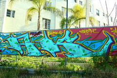 rk (MR. NIC GUY ^.^) Tags: california urban streetart art landscape graffiti losangeles los angeles crew rk agod