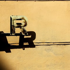 the shadow wins (enki22) Tags: shadow abstract bar minimalism conceptual enki22