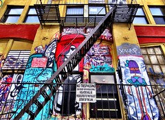 5 Pointz - Long Island City, Queens NY (JayCass84) Tags: street nyc newyorkcity urban streetart ny art beautiful graffiti awesome streetphotography wallart queens streetview urbanstreetphotography graffitiart urbanphotography instagram instagramapp