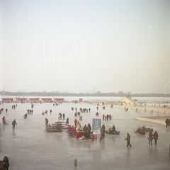 (wisze) Tags: china winter 6x6 tlr film kodak seagull porta  harbin    midformat middenformaat