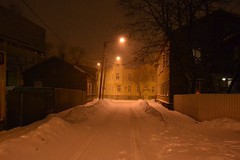 Winternight in Katriorg