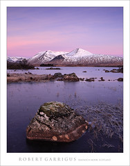 Lochan na H-Achlaise (rgarrigus) Tags: morning pink blue winter nature sunrise landscape scotland highlands twilight purple hues rannochmoor wintry greatphotographers lochannahachlaise garrigus robertgarrigus robertgarrigusphotography