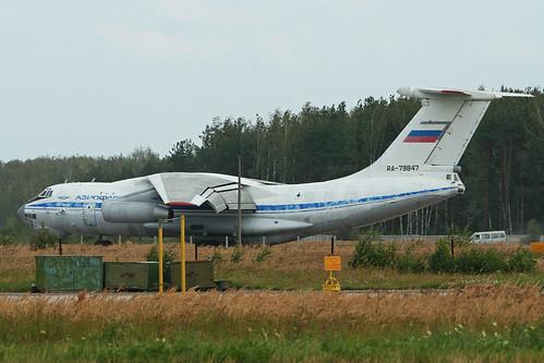 Ilyushin IL-76MD 'RA-78847'