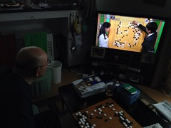 The go lesson (jmvnoos in Paris) Tags: japan tv go  lesson japon   leon inakadate iphone5 jeudego jmvnoos