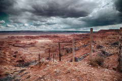 Badlands: Navajo County, Arizona