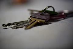 Keys - Day 71/365 (SGPhotography77) Tags: macro keys nikon bokeh 365 day71 105mm project365 bokehlicious 365project d5000
