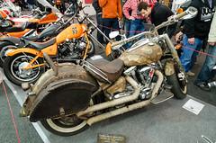 Yamaha XV1600 (The Adventurous Eye) Tags: exhibition 1600 motorcycle yamaha xv motocykl 2013 xv1600 motocykl2013
