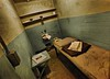 Alcatraz Cell (Ken Yuel Photography) Tags: sanfrancisco california unitedstates beds blankets sinks cots prisoners alcatrazisland prisoncell alcatrazcell digitalagent kenyuel smallcellblock