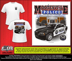"Mooresville PD 44212107 TEE on WHITE • <a style=""font-size:0.8em;"" href=""http://www.flickr.com/photos/39998102@N07/8554780646/"" target=""_blank"">View on Flickr</a>"