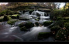 Trundling Along (A-D-Jones) Tags: wood autumn fall water leaves woodland waterfall october long exposure head district pass peak bank panoramic reservoir trail birchen