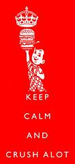 Keep Calm And Crush Alot (Art De La Bliss) Tags: california boy art collage big contemporaryart contemporary burger calm eat popart keep burbank southerncalifornia bobs bobsbigboy keepcalm keepcalmandcarryon keepcalmand keepcalmandcarry keepcalmandcrushalot keepcalmandeataburger keepcalmandcrushalotofburgers artdelabliss