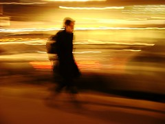 Life in the fast lane (Shanne W) Tags: street movement candid icm intentionalcameramovement