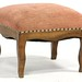 65. Antique French Ottoman