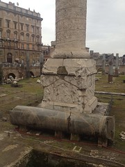the crazy column from the V&A Cast Courts (antimega) Tags: rome roma colonnatraiana uploaded:by=flickrmobile flickriosapp:filter=nofilter