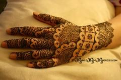 اجمل نقوش الحناء عروس 2013
