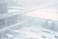 snow in shibuya (hey mr. eric) Tags: snow japan tokyo shibuya leicam2