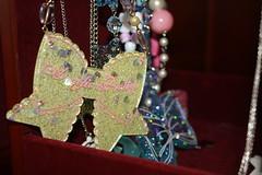 Jewelry (Girl's Rock, Rio) Tags: cute glitter beads sweet jewelry pearls plastic lolita bow ap kawaii kandi plur macaron sweetlolita plasticjewelry angelicpretty fairykei tokimekiribbon dreamyhoroscope