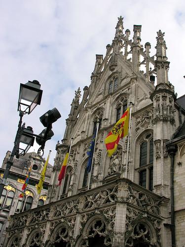 Mechelen,Stadhuis - © Antheunis Jacqueline