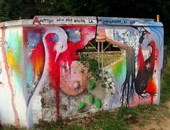 A d e n t r o (Felipe Smides) Tags: mural pintura valdivia muralismo smides felipesmides