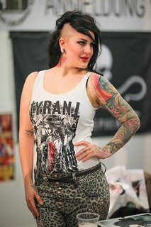 Tattoo Convention Frankfurt