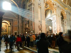 luz divina para francisco (quique_clur) Tags: francisco vaticano