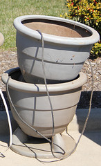 5033. (2) Sonance Planter Speakers