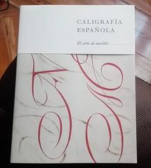 Caligrafa espaola. El arte de escribir (ciudad imaginaria) Tags: libro book leyendo imreading caligrafa bibliotecanacional